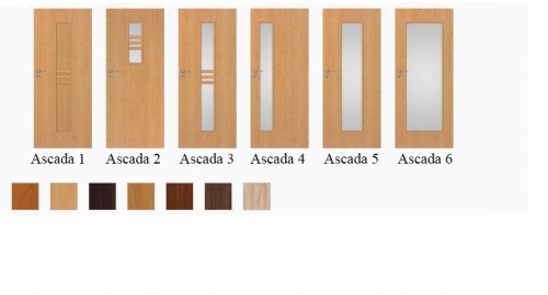 Interiérové dvere Ascada