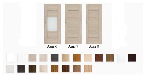 Interiérové dvere Auri