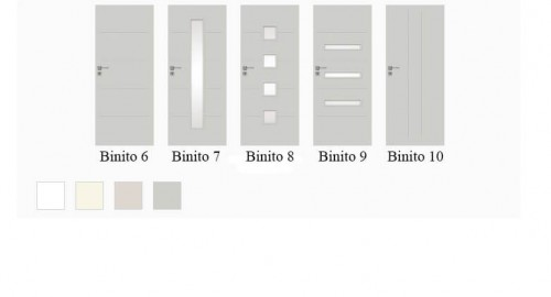 Interiérové dvere Binito