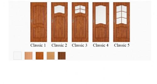 Interiérové dvere Classic