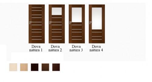 Interiérové dvere Dova Natura