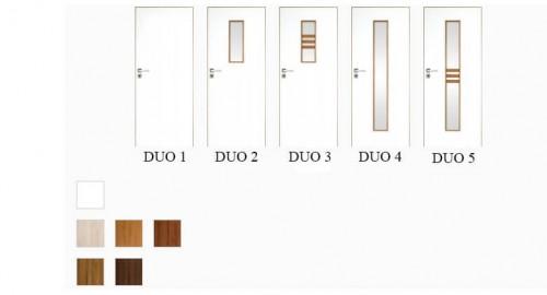Interiérové dvere Duo