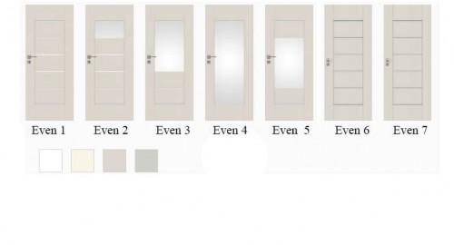 Interiérové dvere Even