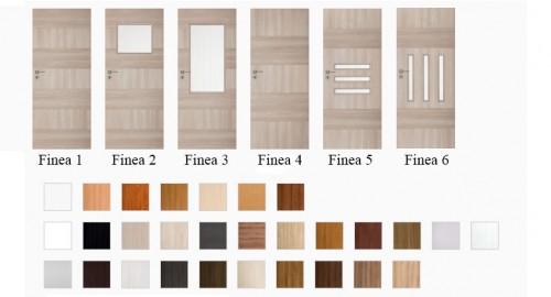 Interiérové dvere Finea