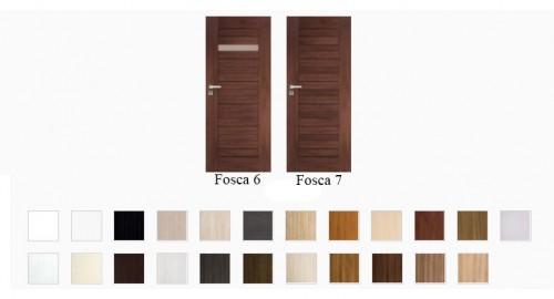 Interiérové dvere Fosca
