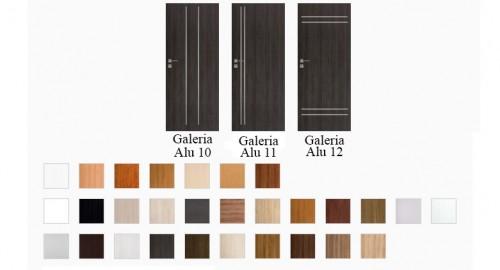 Interiérové dvere Galeria Alu