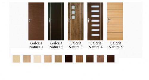 Interiérové dvere Galeria Natura