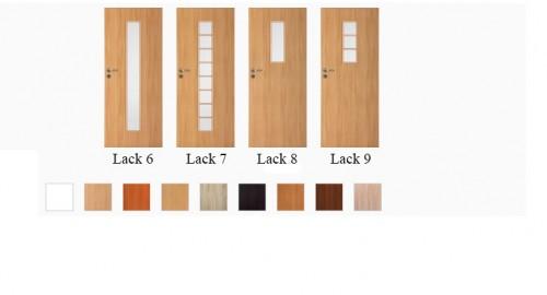 Interiérové dvere Lack