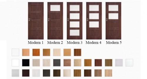 Interiérové dvere Modern