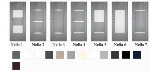 Interiérové dvere Nella