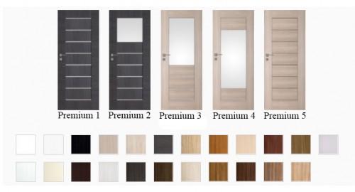 Interiérové dvere Premium