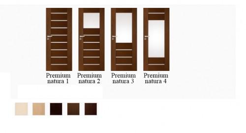 Interiérové dvere Premium Natura