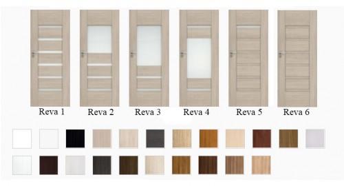 Interiérové dvere Reva