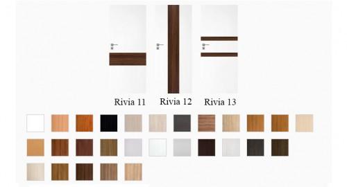 Interiérové dvere Rivia