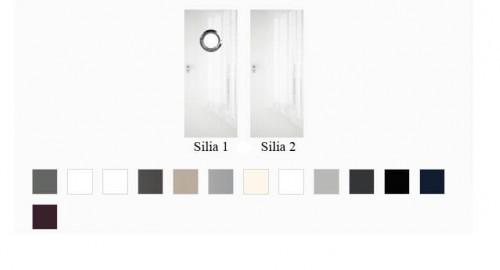 Interiérové dvere Silia