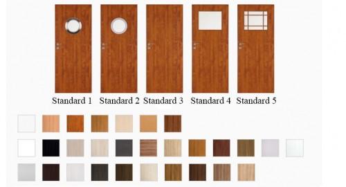 Interiérové dvere Standard