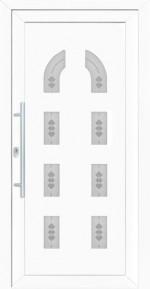 Plastové dvere Ivona