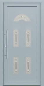 Plastové dvere Milena