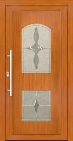 Plastové dvere Mirka