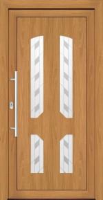 Plastové dvere Radana