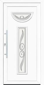 Plastové dvere Agáta