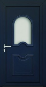 Plastové dvere Alena