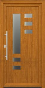 Plastové dvere Berta