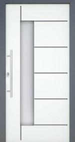 Plastové dvere Brigitte