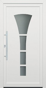 Plastové dvere Dagmar