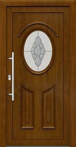 Plastové dvere Dana