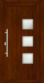 Plastové dvere Darja