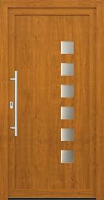 Plastové dvere Ema