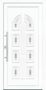 Plastové dvere Eva