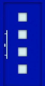 Plastové dvere Ida