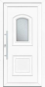 Plastové dvere Iveta