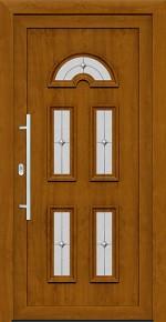Plastové dvere Jana