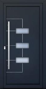 Plastové dvere Jarmila