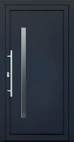 Plastové dvere Jitka