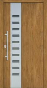 Plastové dvere Kira