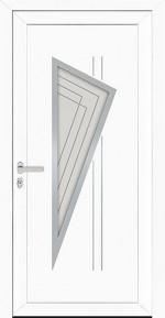 Plastové dvere Lenka