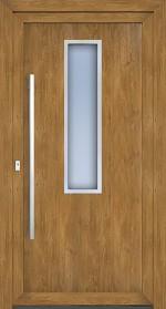 Plastové dvere Liliana