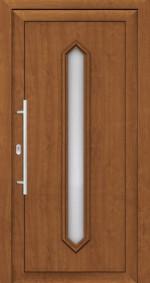 Plastové dvere Linda
