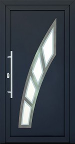 Plastové dvere Marta