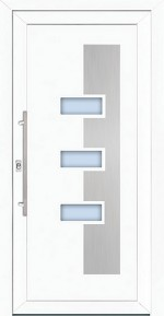 Plastové dvere Milada