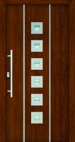 Plastové dvere Miranda