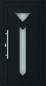 Plastové dvere Nora