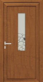 Plastové dvere Olga