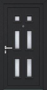 Plastové dvere Petra