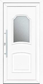 Plastové dvere Radka