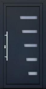 Plastové dvere Rita